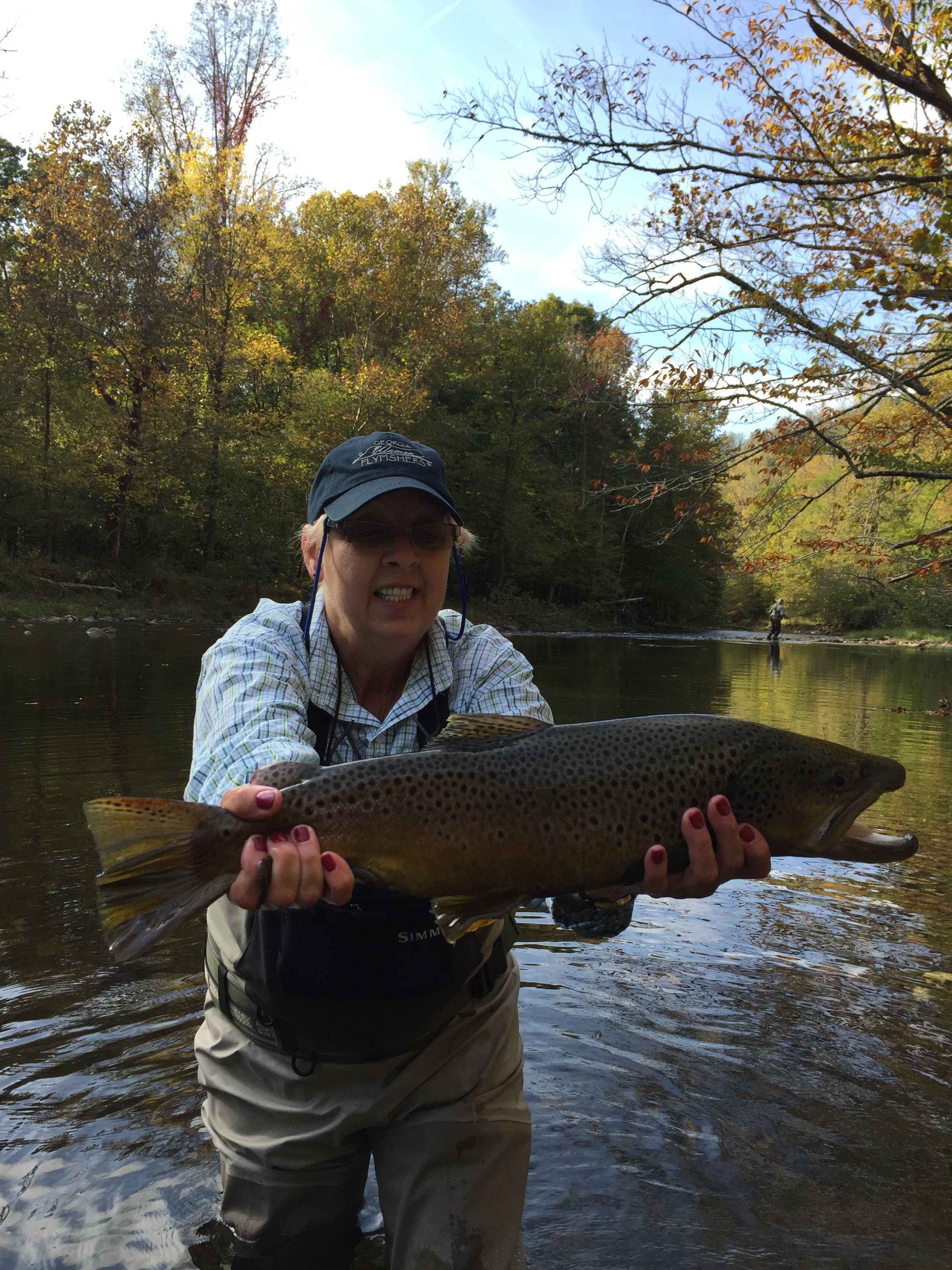 Hookers fly shop and guide service your smokies fly for Fly fishing cherokee nc