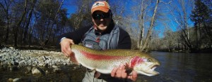 Sylva NC Fly Fishing Guide Service