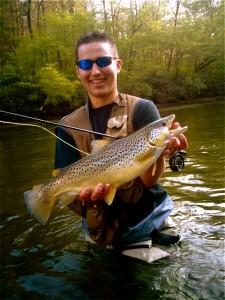 fly fishing tuckasegee river nc