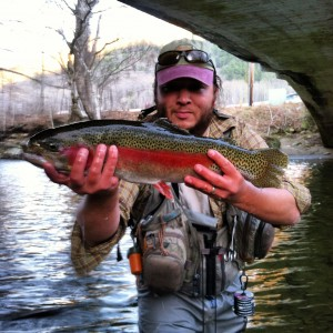 NC Fly Fishing Guides