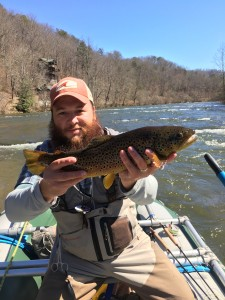 Tuckasegee River Trout Fishing