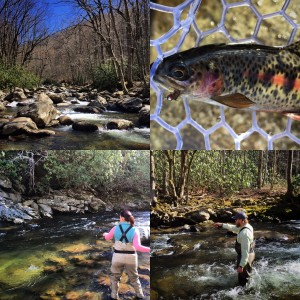 Fish talk blog hookers fly shop and guide service your for Fishing in gatlinburg tn