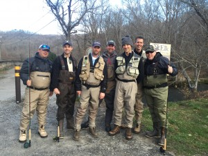 Fishing Trips in Western North Carolina