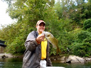 Tuckasegee Smallmouth Float