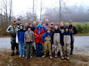 Boy Scouts Beginner Class