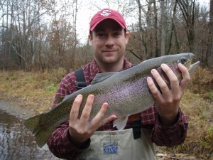 Fly Fishing the Cherokee Trophy Waters