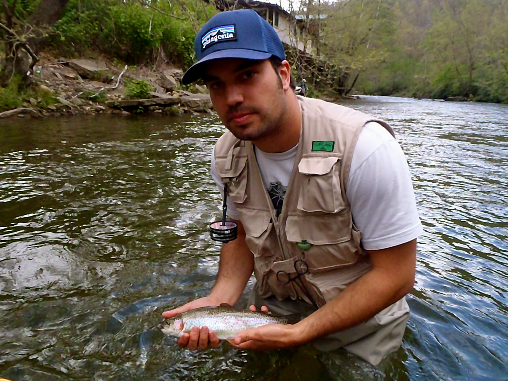 Fly fishing in cherokee nc fly fishing the tuckasegee for Fly fishing cherokee nc