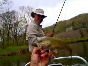 Tuckasegee Smallmouth
