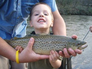 Big Tuckasegee Brown