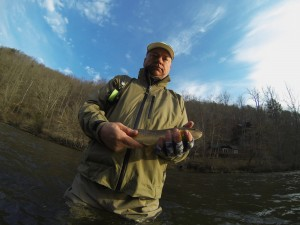 Tuckasegee Fly Fishing