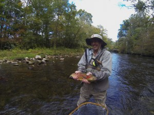Guided Fly Fishing on Raven's Fork Cherokee, NC