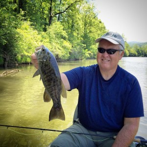 Smallmouth Trips in NC