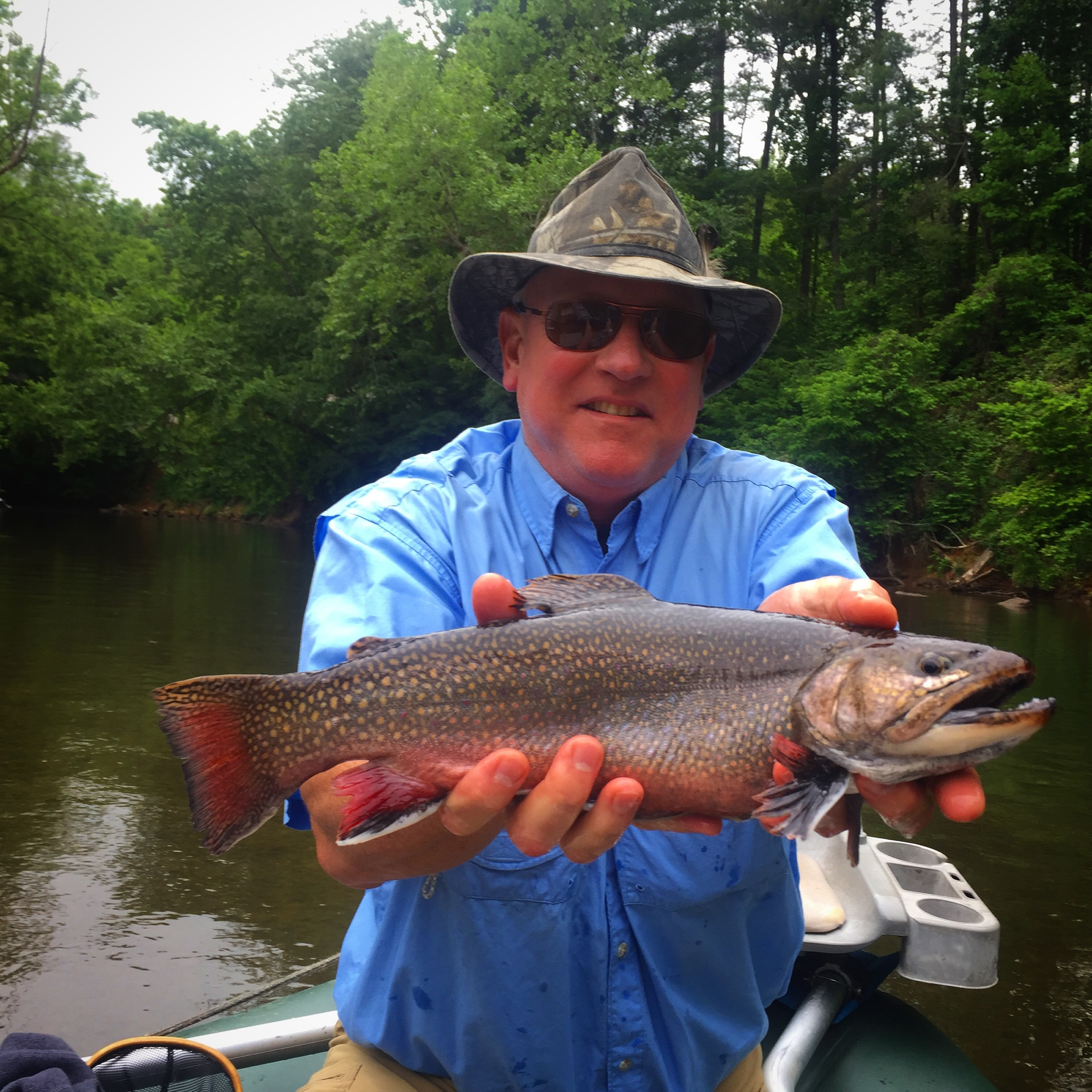 Sylva nc fly fishing guides hookers fly shop and guide for Fishing in nc